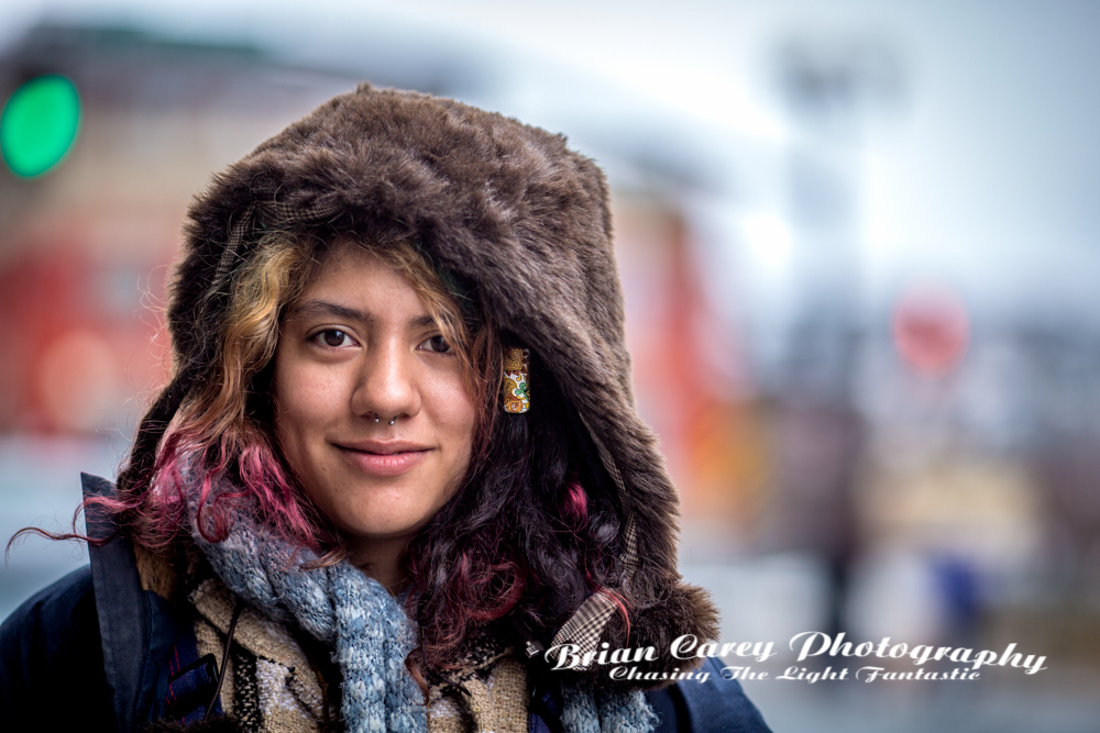 Portrait by Brian Carey Photography St John's Newfoundland