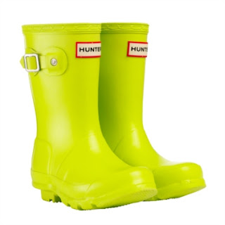 Hunter Glow in the Dark Wellies