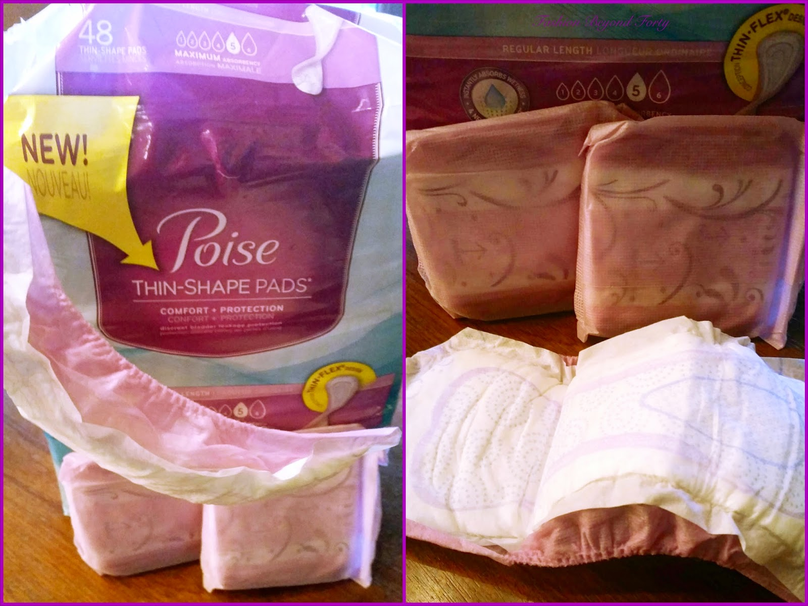 Try Poise Free Samples and #RecycleYourPeriodPad