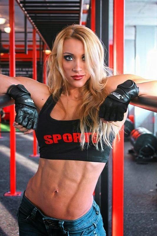 Susanna Tirpak-female fitness model-fitness women