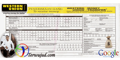 AdSense,Western Union