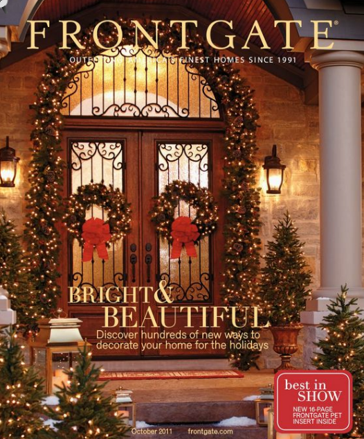 Christmas Catalogs By Mail