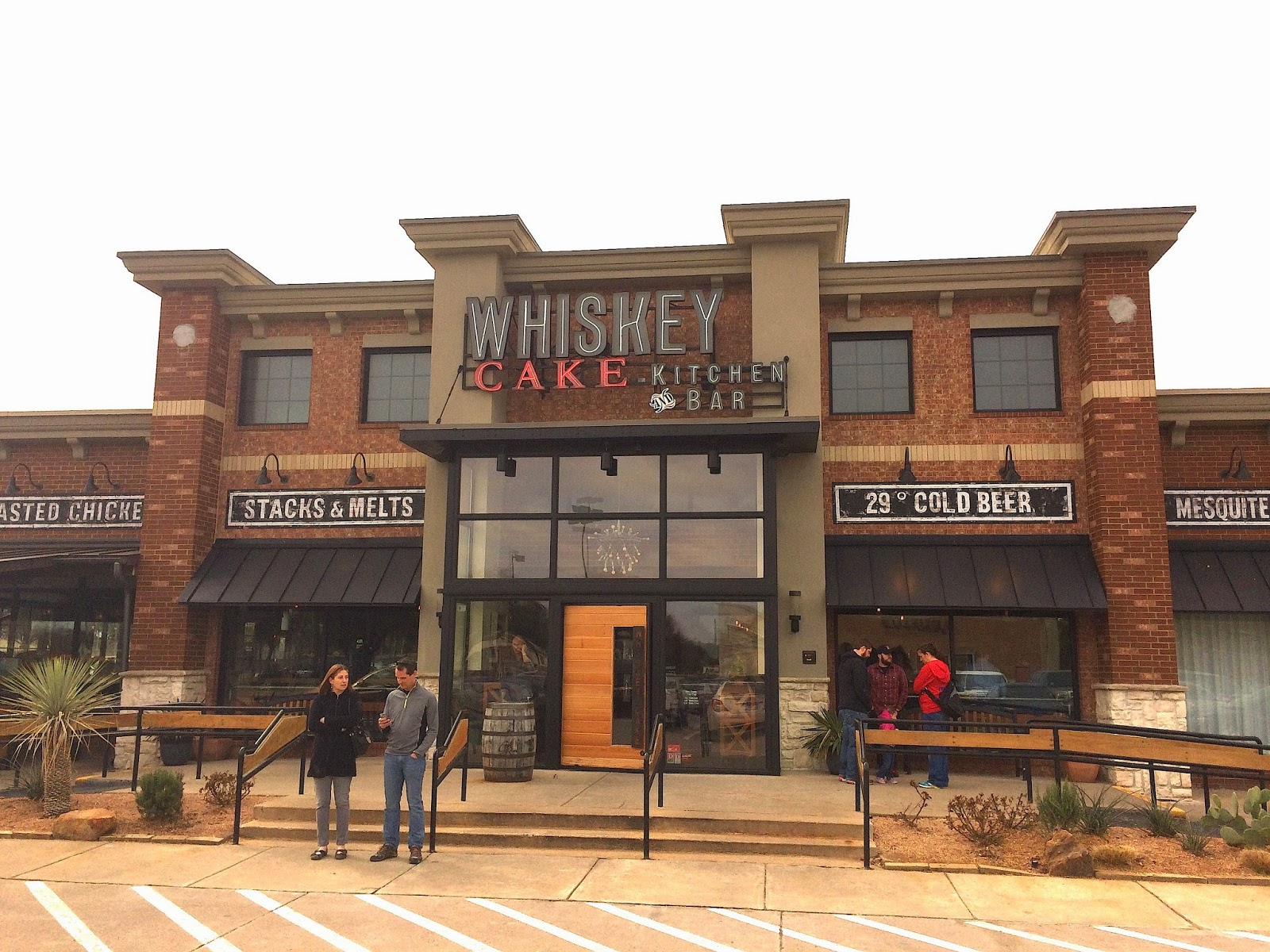 Whiskey Cake Kitchen Bar Is One Of My Favorite Restaurants In Collin County Since Wife Also A Fan She Always Willing To Dine There Any Time