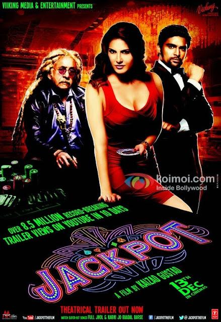 Jackpot 2013 DVDRip Non Retial 300mb