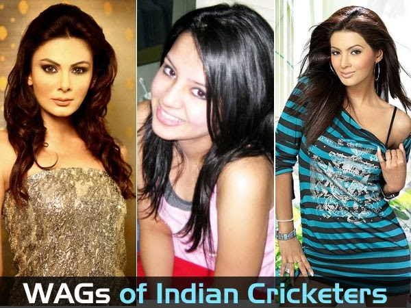 15 Bollywood Actresses Who Dated Cricketers