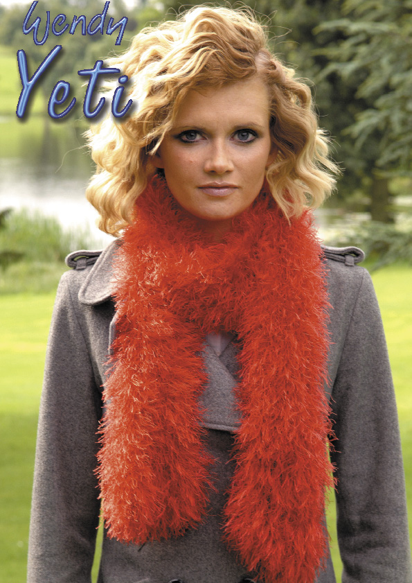 Wendy Knitting Patterns Free : Knit one: Chic and Yeti Scarf Yarns
