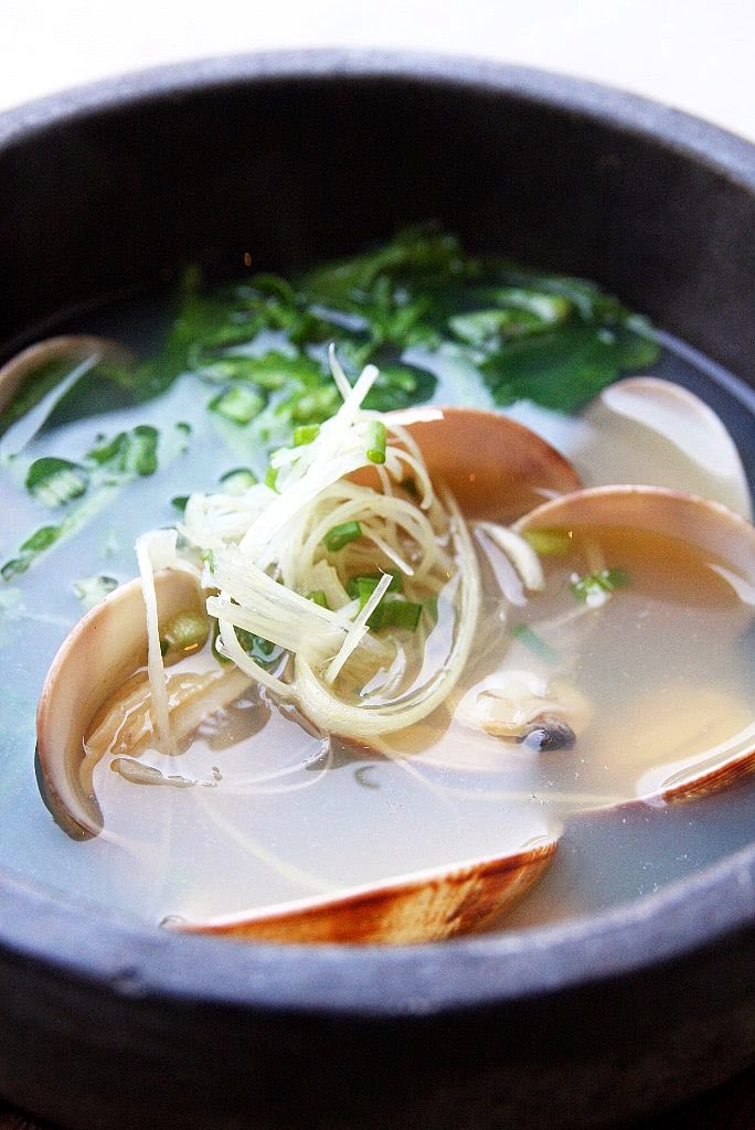 Magosaburo Clam Soup