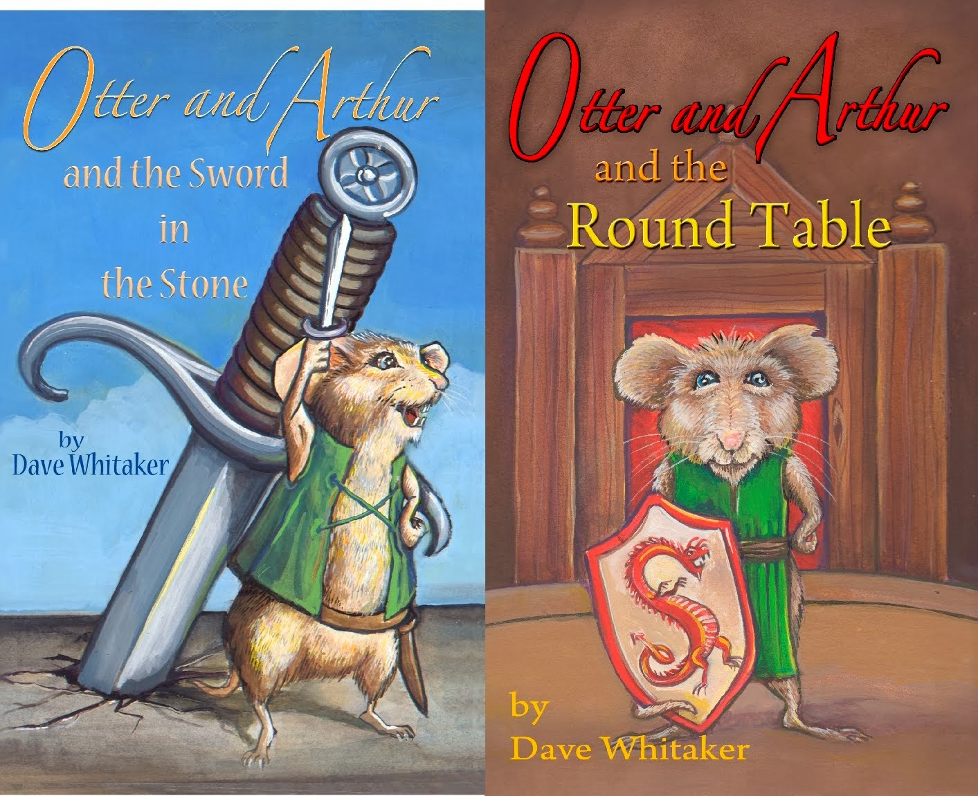 Otter and Arthur books