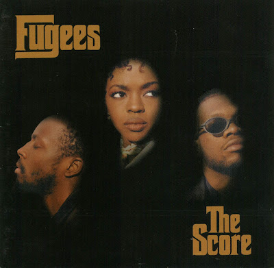 the fugees albums - the score - fugees album cover