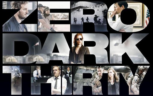 Zero Dark Thirty - Jessica Chastain vs Bin Laden