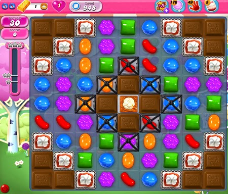 Candy Crush Saga 948