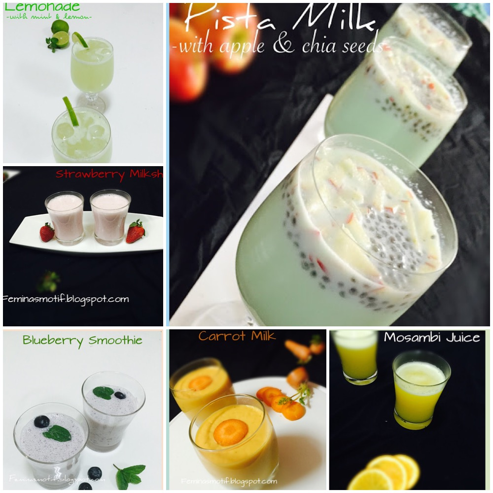 TASTY & EASY DRINKS