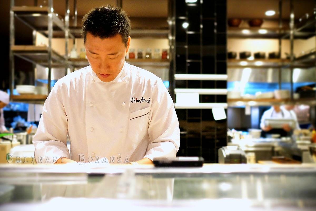 Chef Akira Back