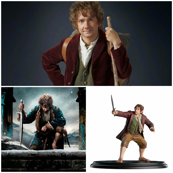 Martin Freeman as Bilbo Baggins: The Hobbit Movie