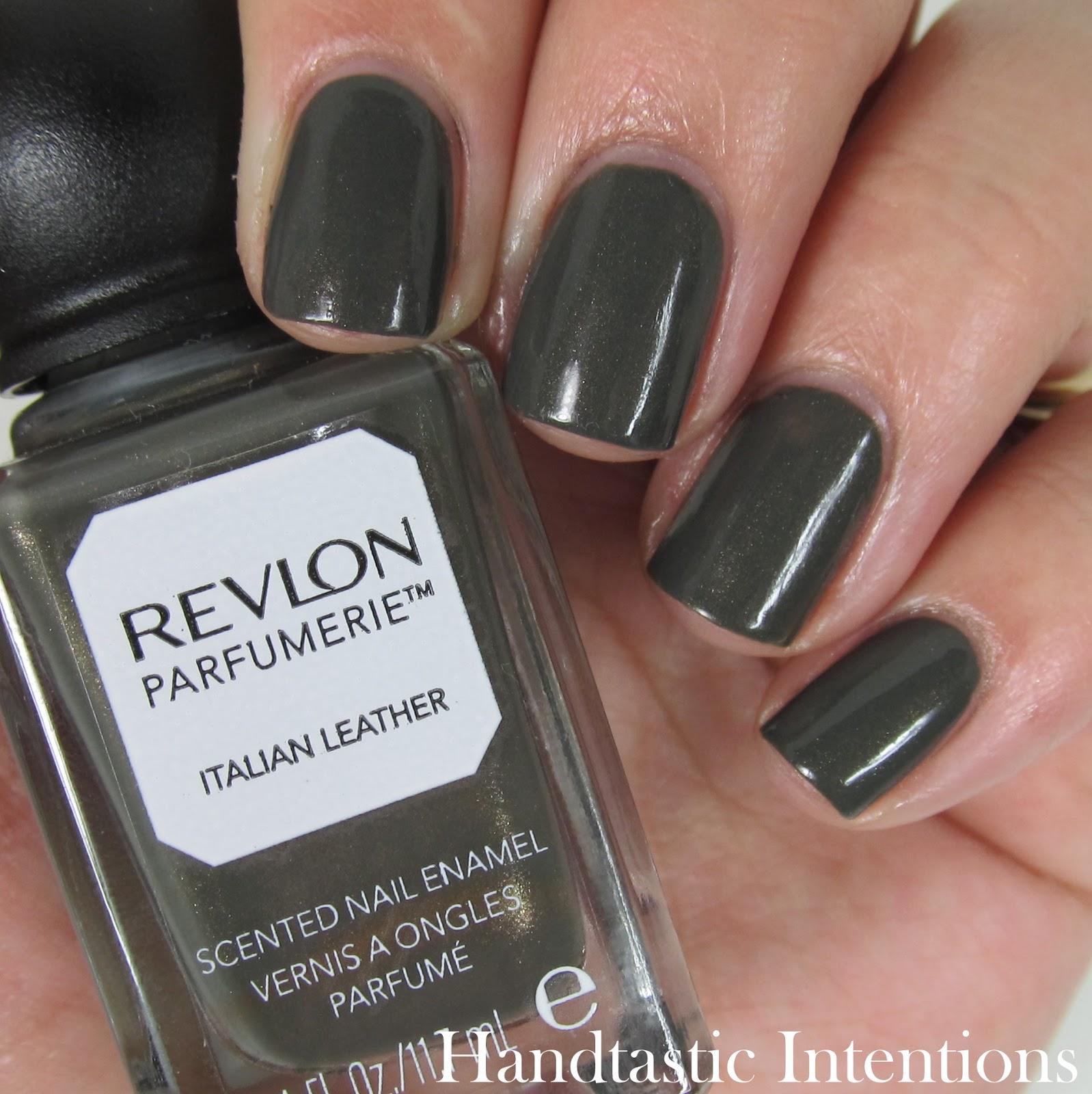 Revlon-Parfumerie-Italian-Leather-Review