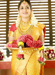 Kavya Madhavan nishash marriage day