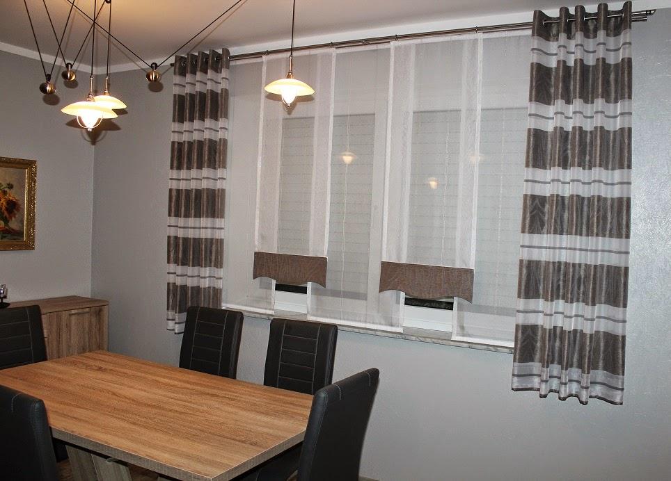Vorhange wohnzimmer erker – Modernes Hausdesign