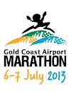 7 July Gold Coast Airport Marathon 2013