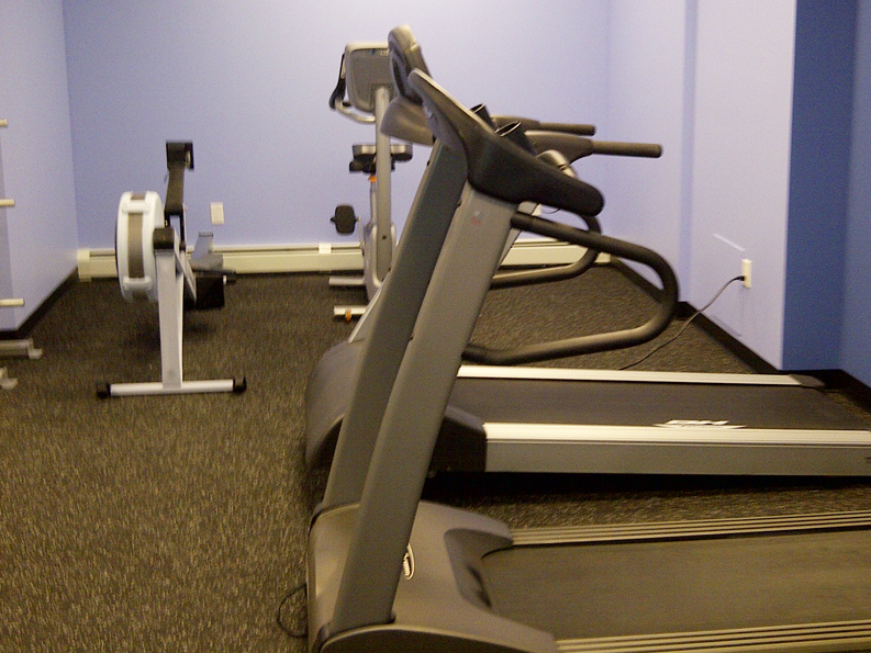 Fitness Equipment Services!