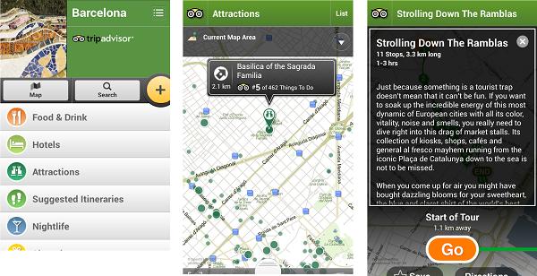 Apps para baixar antes de viajar para Barcelona