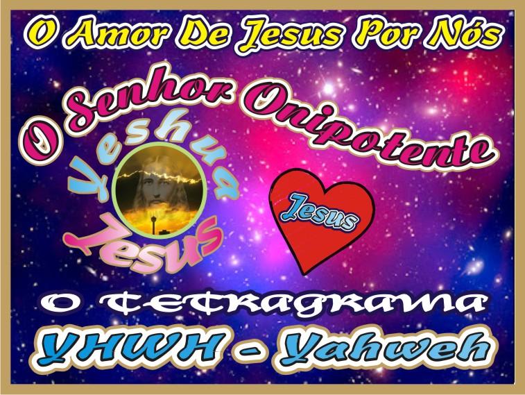 O Amor De Jesus Por Nós Pecadores Mortais