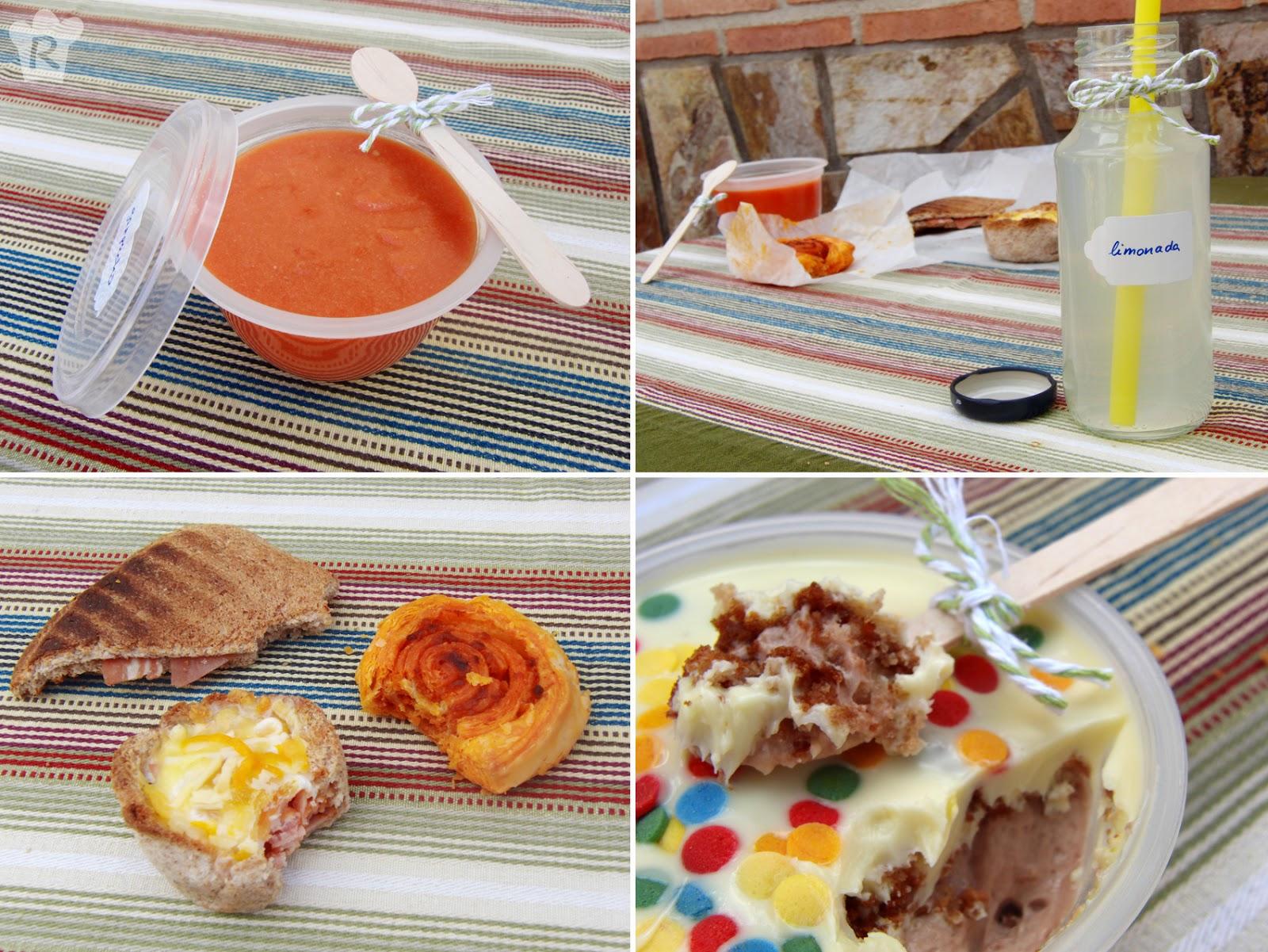 recetas de picnic