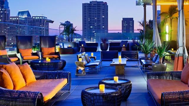 RoofTop600 em San Diego