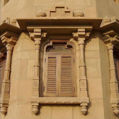 (Pakistan) - Karachi - Mohatta Palace