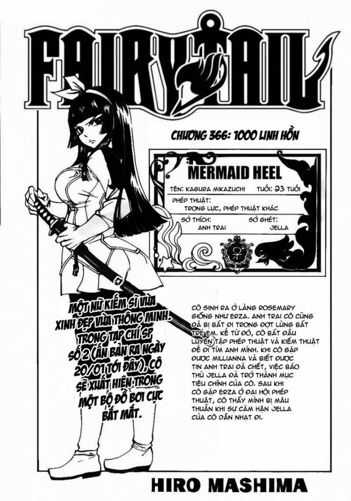 TruyenHay.Com - Ảnh 4 - Fairy Tail Chap 366