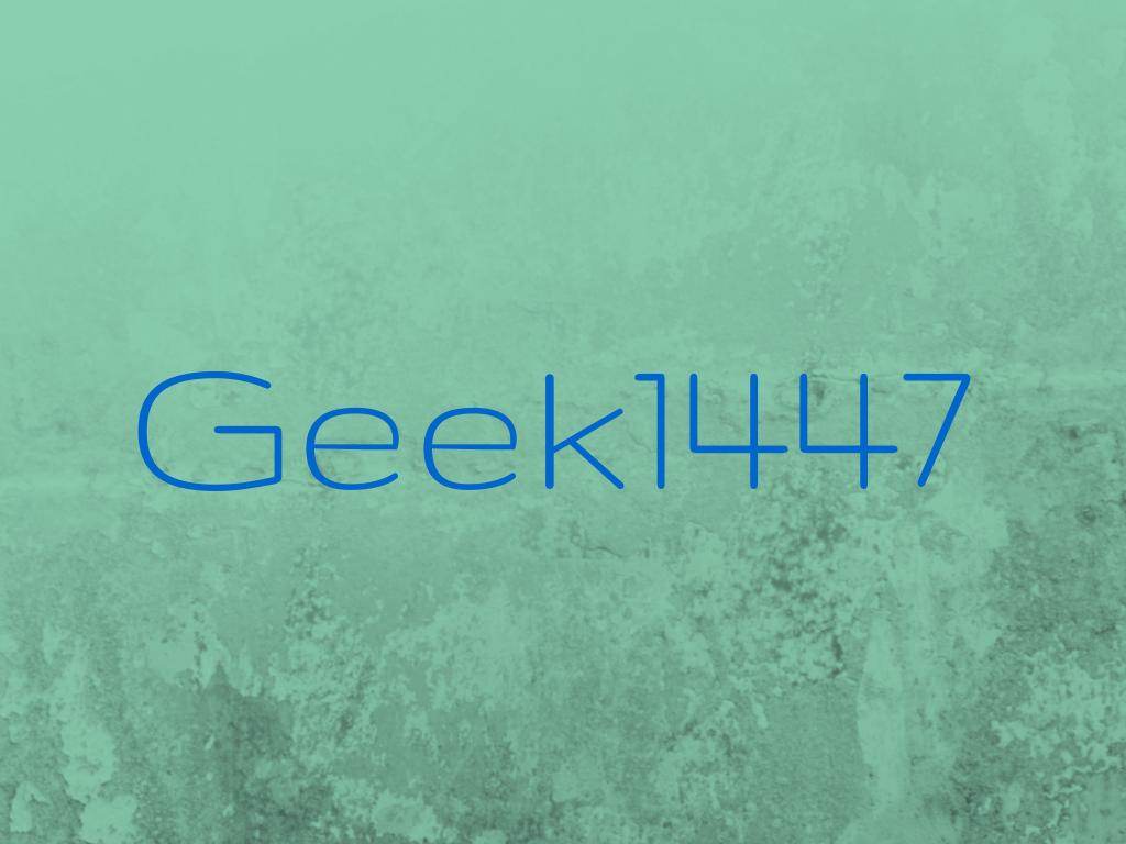 Geek1447