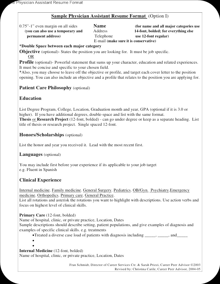 ob gyn resume