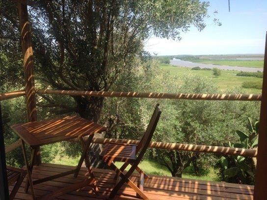 Jacaranda, deck vista panorámica