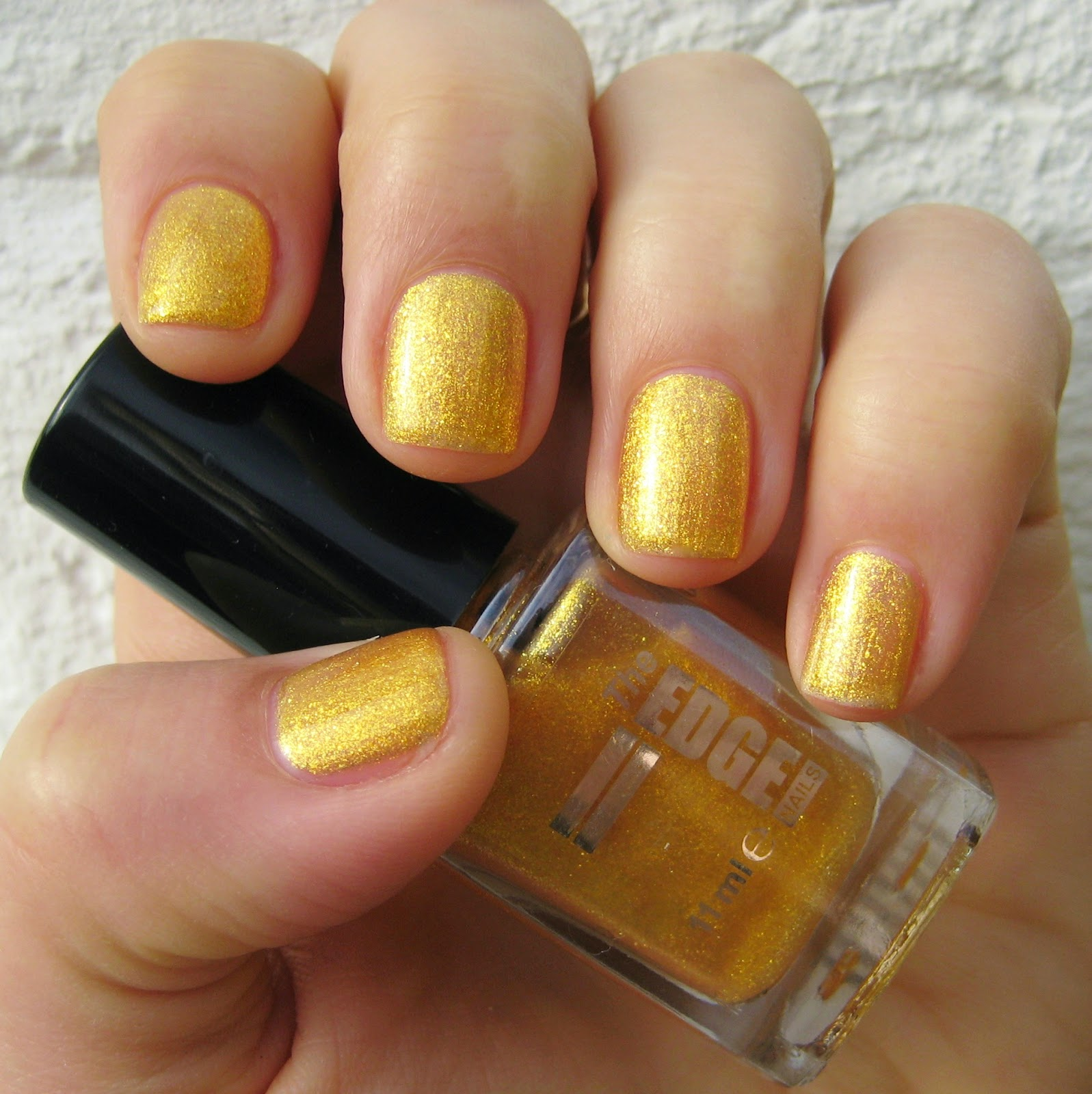 Egyptian Gold This Is My Second Favourite From The Bunch It S Such A Bright Fun Polish With Yellow Tone Glitter Pieces Aren T That Dense So