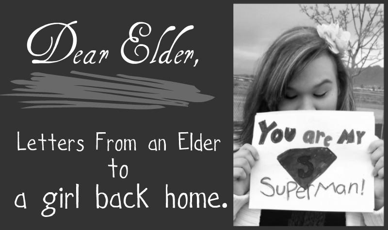 Dear Elder,