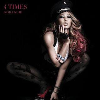 "Koda Kumi >> mini-álbum ""4 Time"" L_p0016749232"