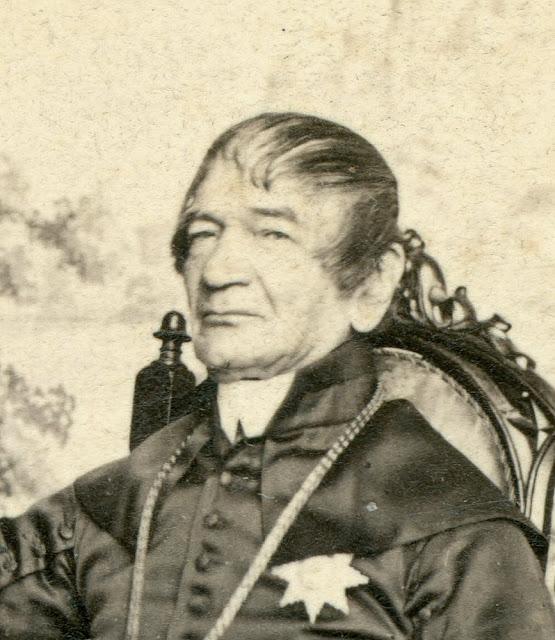 Bp Ludwik Łętowski (1786-1868), fragm.