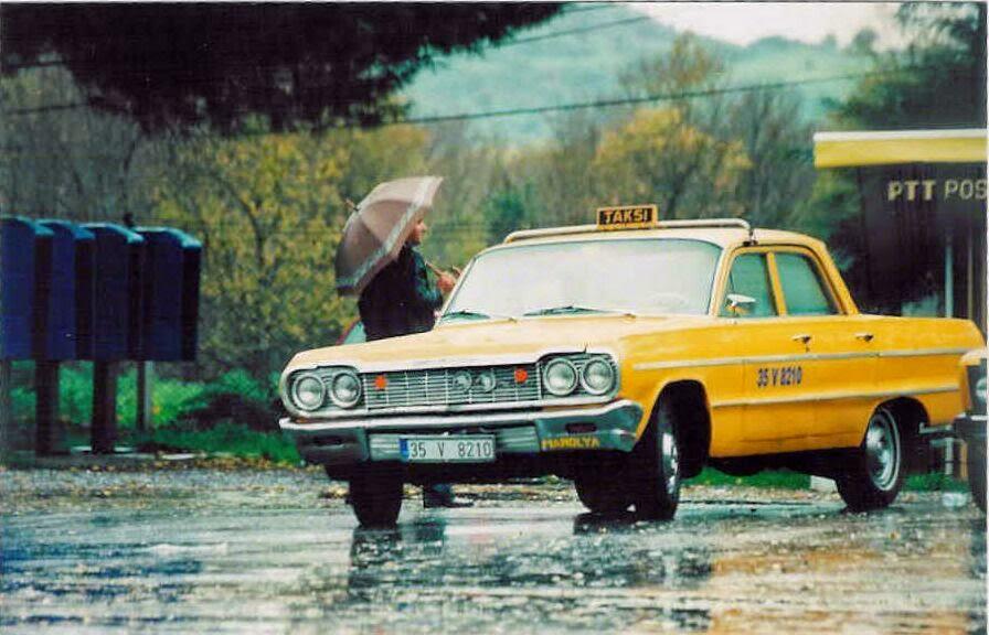 Taksilere 5 Yaş Sınırı Geldi! 5 Yaşından Büyük Araçlar Taksi Olarak Kullanılamayacak!