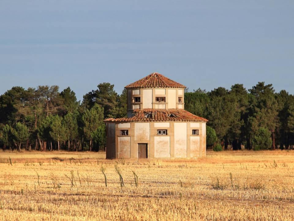 Palomar en Cuellar , Segovia