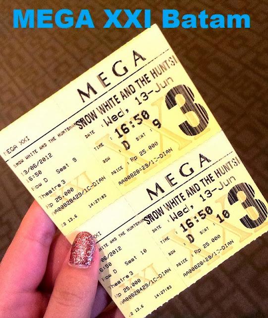 Bioskop MEGA XXI Batam