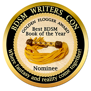HER DOCTOR DADDY HAS BEEN NOMINATED AS BEST BDSM BOOK OF THE YEAR IN THE BDSM LIGHT CATEGORY
