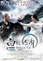 Download The Sorcerer and the White Snake (2011) DVDRip 400MB Ganool