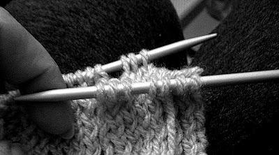Strkanje, pletenje za pocetnike: Pletenica sa dve igle [tutorial]