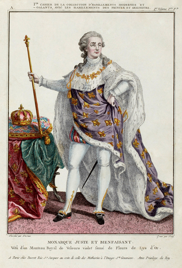 King Louis Xvi Clipart