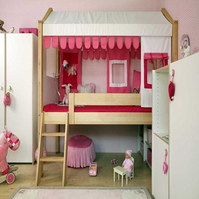 Chambre enfant b b et d coration chambre b b sant for Belle chambre pour fille