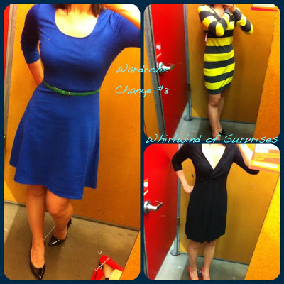 Sweater dresses and work dresses