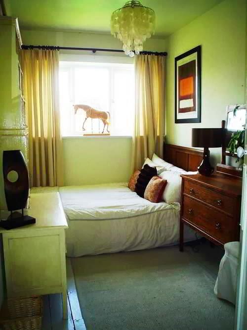 Consejos y recomendaciones para pintar habitaciones pequeas