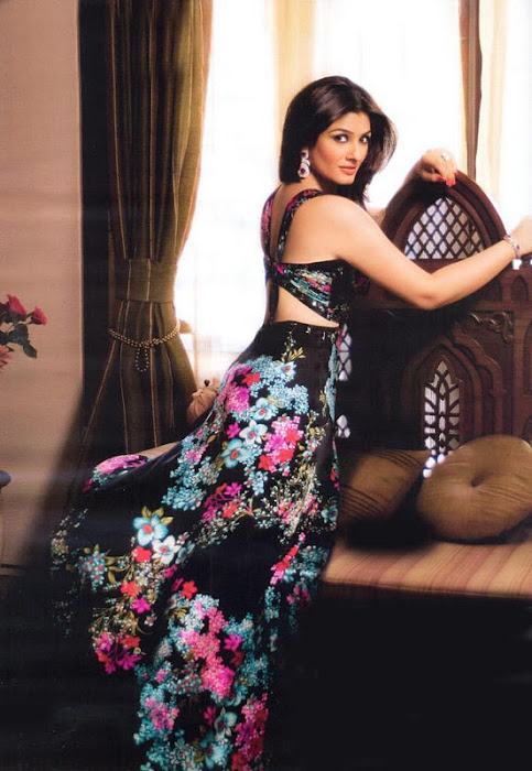 raveena tandon gorgeous hot images