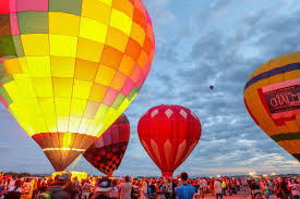 13 THINGS TO TAKE WITH YOU TO ALBUQUERQUE INTERNATIONAL BALLOON FIESTA 2019!