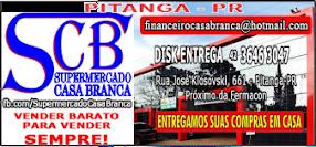 Em Pitanga tem Supermercado Casa Branca. Clique na imagem e veja mais...