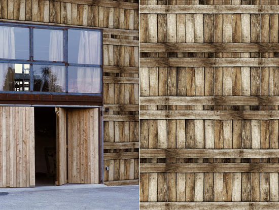 Cipatex decor papel de parede para exteriores for Papel para techos exteriores